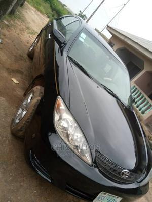 Toyota Camry 2003 Black | Cars for sale in Lagos State, Ikorodu