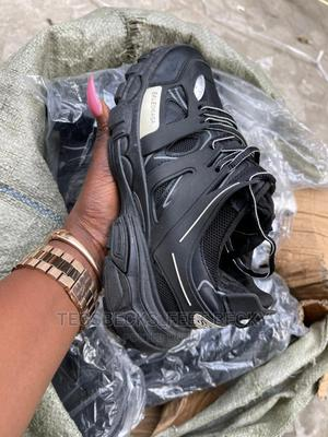 Black Sneakers for Unisex | Shoes for sale in Lagos State, Yaba