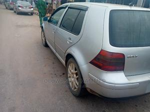 Volkswagen Golf 2010 Silver   Cars for sale in Ogun State, Sagamu