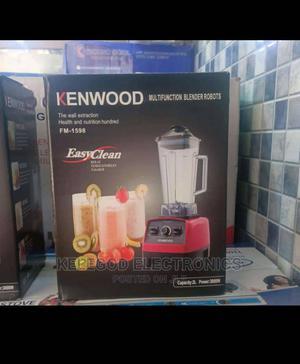 Kenwood Multifunction Blender Robots | Kitchen Appliances for sale in Lagos State, Ajah