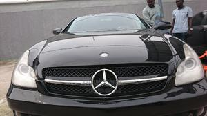 Mercedes-Benz CLS 2009 550 Coupe Black | Cars for sale in Lagos State, Isolo