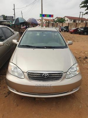 Toyota Corolla 2006 LE Gold   Cars for sale in Lagos State, Alimosho