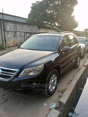 Volkswagen Tiguan 2012 2.0 SE Black   Cars for sale in Abia State, Aba North