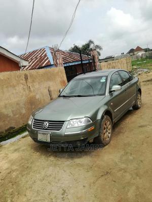Volkswagen Passat 2004 1.8 T Green | Cars for sale in Lagos State, Ojo
