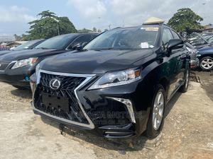 Lexus RX 2012 Black | Cars for sale in Lagos State, Apapa