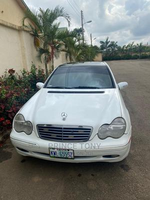 Mercedes-Benz C240 2002 White | Cars for sale in Abuja (FCT) State, Galadimawa