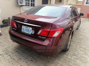 Lexus ES 2008 350 Red | Cars for sale in Abuja (FCT) State, Gwarinpa