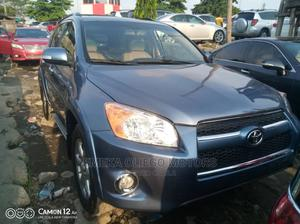 Toyota RAV4 2011 2.5 Limited 4x4 Blue | Cars for sale in Lagos State, Apapa