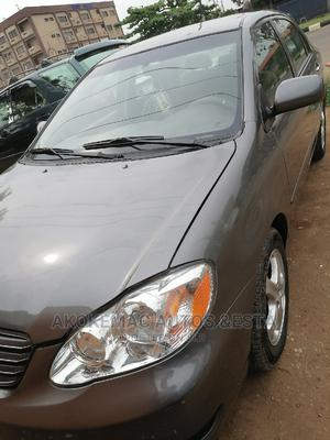 Toyota Corolla 2005 LE Gray | Cars for sale in Lagos State, Ikeja