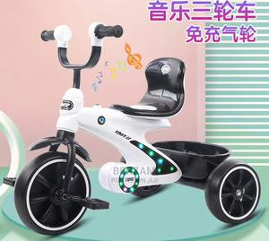 Sport Tricycle for Kids White | Toys for sale in Lagos State, Amuwo-Odofin