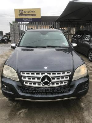 Mercedes-Benz M Class 2010 Gray | Cars for sale in Lagos State, Isolo