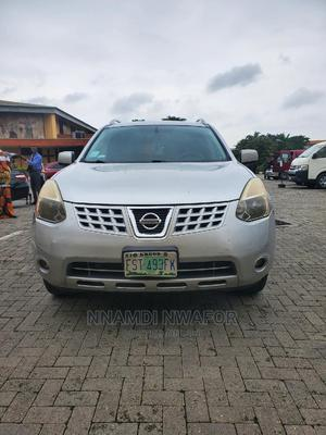 Nissan Rogue 2009 SL 4WD Silver | Cars for sale in Lagos State, Ikeja