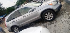 Honda CR-V 2008 2.4 EX 4x4 Automatic Silver | Cars for sale in Abuja (FCT) State, Garki 2