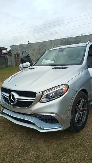 Mercedes-Benz M Class 2014 Silver | Cars for sale in Lagos State, Ojo