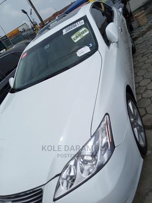 Lexus ES 2007 350 White   Cars for sale in Lagos State, Amuwo-Odofin