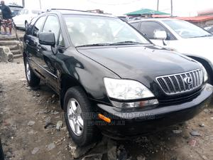 Lexus RX 2003 300 4WD Black | Cars for sale in Lagos State, Apapa