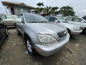 Lexus RX 2003 300 4WD Silver | Cars for sale in Lagos State, Apapa