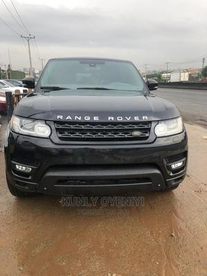 Land Rover Range Rover Sport 2014 Black | Cars for sale in Lagos State, Ojodu