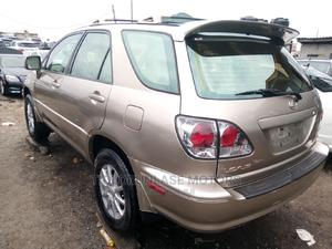 Lexus RX 2003 300 2WD Gold | Cars for sale in Lagos State, Apapa