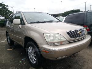 Lexus RX 2003 300 2WD Gold   Cars for sale in Lagos State, Apapa