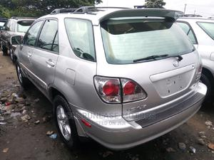 Lexus RX 2002 300 2WD Silver | Cars for sale in Lagos State, Apapa