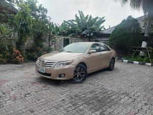 Toyota Camry 2009 Gold   Cars for sale in Rivers State, Port-Harcourt