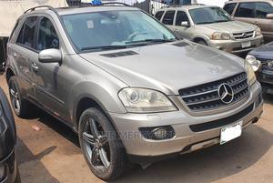 Mercedes-Benz M Class 2005 ML 500 Silver   Cars for sale in Lagos State, Lagos Island (Eko)
