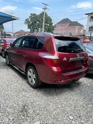 Toyota Highlander 2008 Red | Cars for sale in Lagos State, Ikoyi