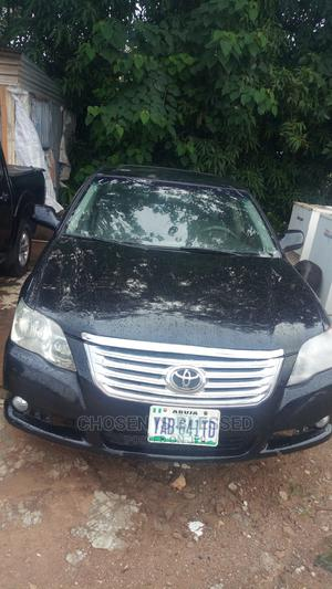 Toyota Avalon 2006 Limited Black | Cars for sale in Abuja (FCT) State, Karu