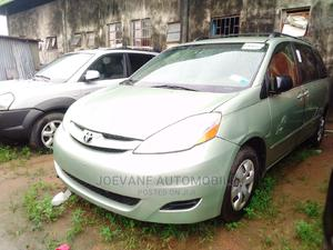 Toyota Sienna 2008 Green | Cars for sale in Lagos State, Isolo