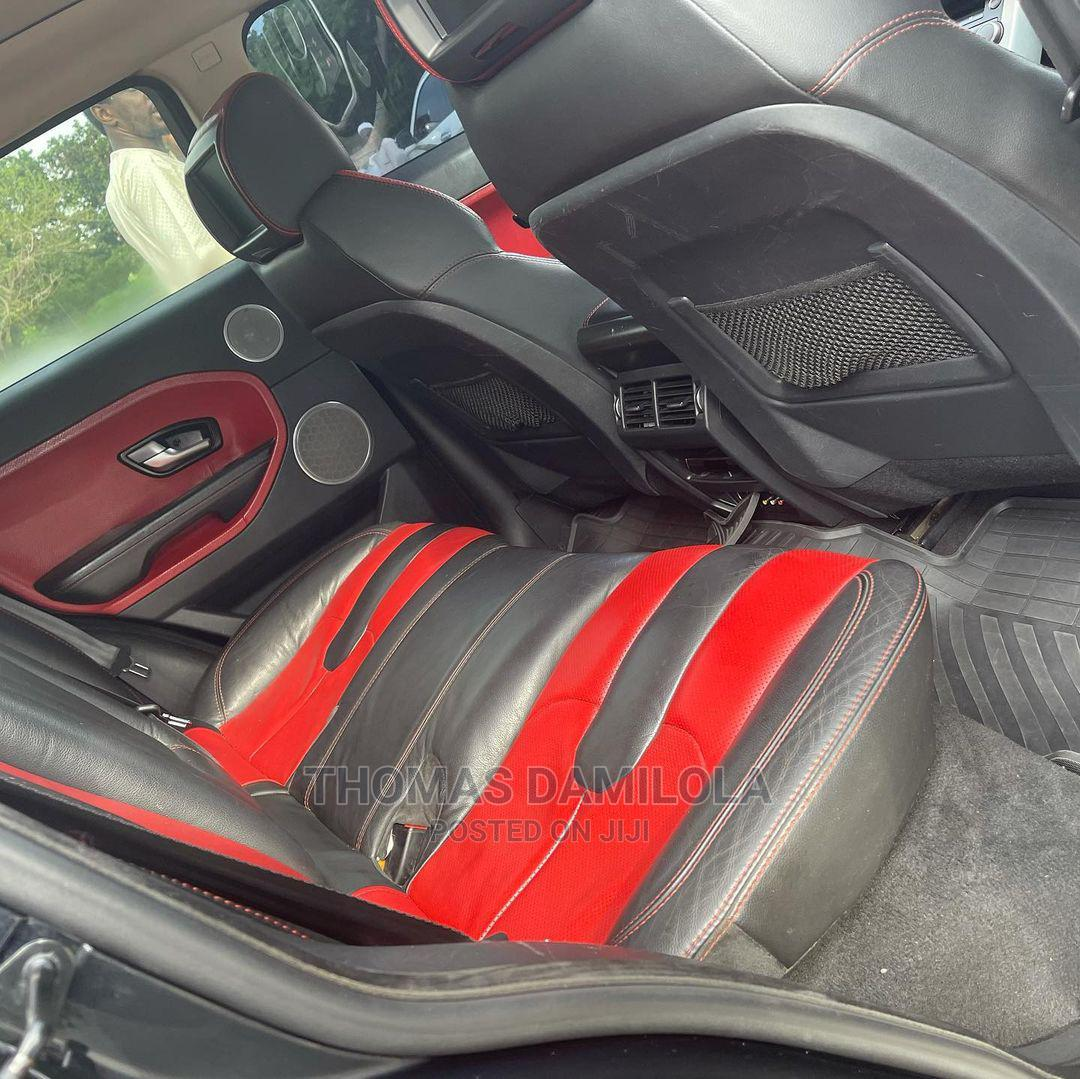 Land Rover Range Rover Evoque 2014 Black | Cars for sale in Wuse 2, Abuja (FCT) State, Nigeria