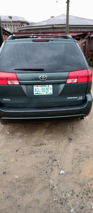 Toyota Sienna 2005 LE AWD Green   Cars for sale in Anambra State, Idemili