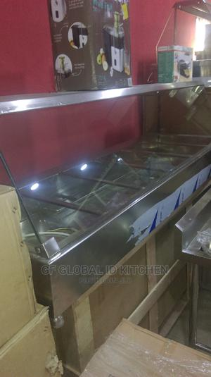Bain Marie 5 Plates | Restaurant & Catering Equipment for sale in Abuja (FCT) State, Central Business District