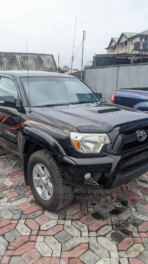 Toyota Tacoma 2015 Black | Cars for sale in Rivers State, Port-Harcourt