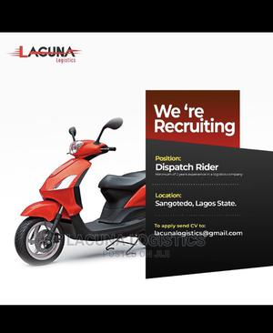 Dispatch Rider wanted | Logistics & Transportation Jobs for sale in Lagos State, Ajah