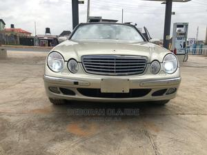 Mercedes-Benz E350 2012 Gold | Cars for sale in Oyo State, Oluyole