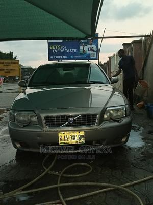 Volvo S80 2005 T6 Comfort Gold | Cars for sale in Lagos State, Ajah