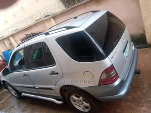 Mercedes-Benz M Class 2003 ML 320 Silver   Cars for sale in Enugu State, Enugu