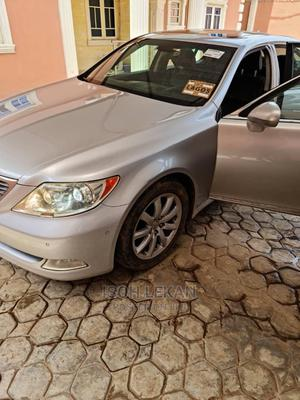 Lexus LS 2010 460 L Silver   Cars for sale in Lagos State, Ajah