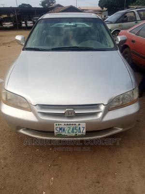Honda Accord 2001 Coupe Silver | Cars for sale in Kwara State, Ilorin West