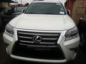 Lexus GX 2014 460 Luxury White | Cars for sale in Lagos State, Ikeja