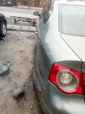 Volkswagen Passat 2006 2.0 Gray | Cars for sale in Rivers State, Port-Harcourt