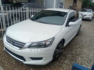 Honda Accord 2014 White | Cars for sale in Abuja (FCT) State, Garki 2