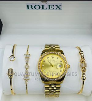 Wrist Watch Set Rolex   Watches for sale in Lagos State, Lekki