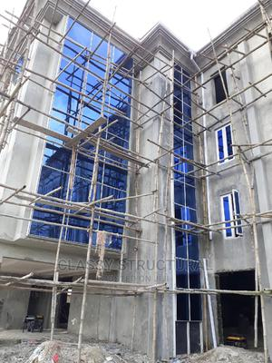 Curtain Wall | Windows for sale in Lagos State, Agege