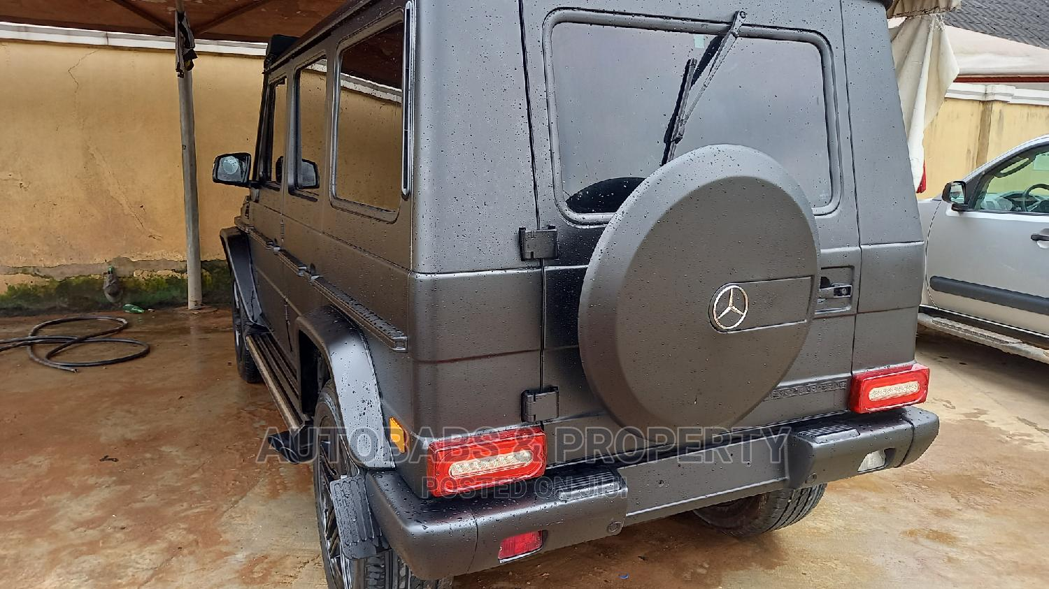 Mercedes-Benz G-Class 2007 Base G 55 AMG 4x4 Black | Cars for sale in Isolo, Lagos State, Nigeria