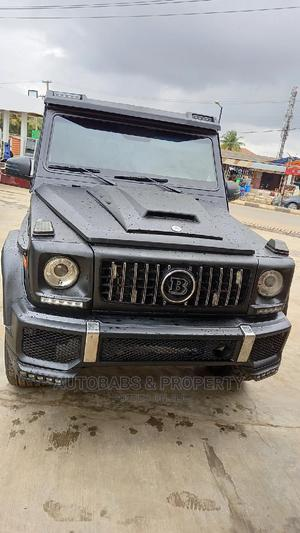 Mercedes-Benz G-Class 2007 Base G 55 AMG 4x4 Black | Cars for sale in Lagos State, Isolo