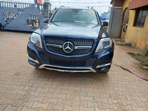 Mercedes-Benz GLK-Class 2014 350 4MATIC Blue   Cars for sale in Lagos State, Abule Egba