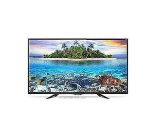 """Polystar 43"""" Inches HD LED TV With Free Wall Hanger 