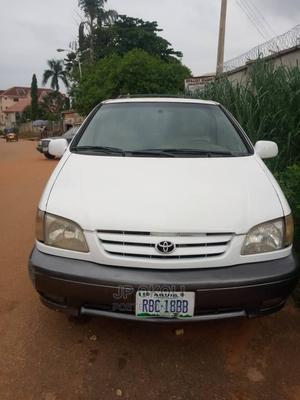 Toyota Sienna 2002 White   Cars for sale in Anambra State, Awka